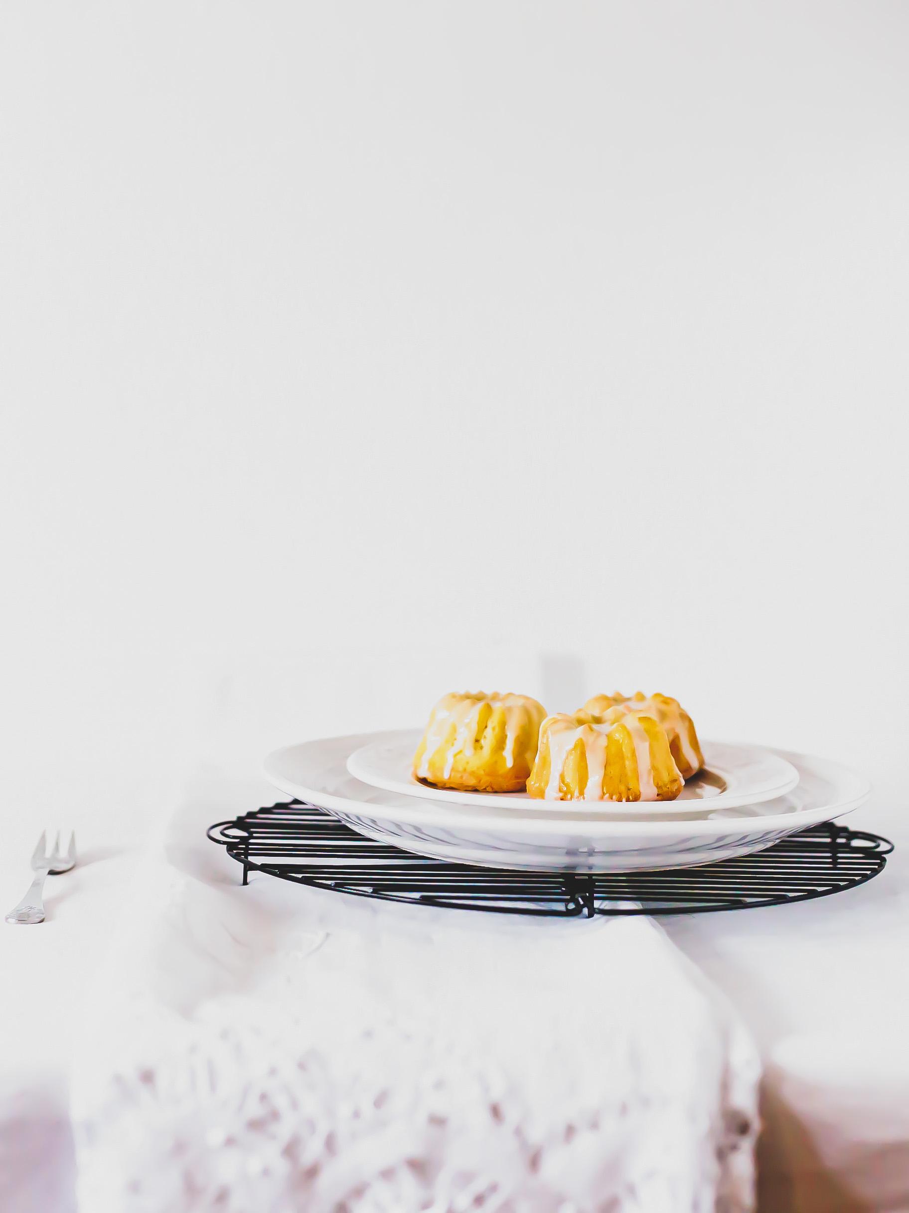 Bizcochitos jugosos de limón